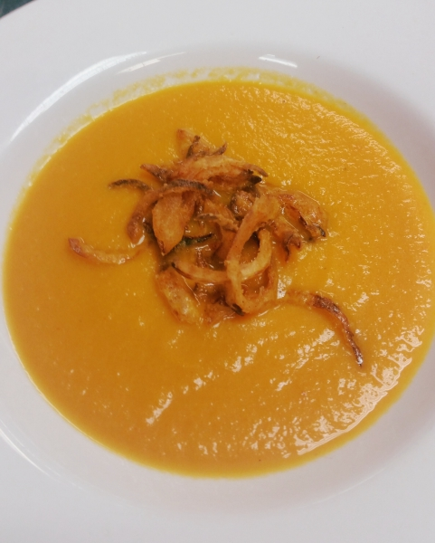 Butternut squash, butternut squash soup, squash, soup, Itaiian, food, farm to table, farm-to-table, sustainable, fresh, healthy, chef, chef steve, steverino, chef steverino, chefsteverino